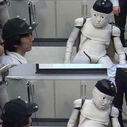 로봇 외면 당황 표정 뭐야 이건 인간인가 무시