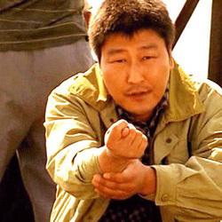 이거나 먹어라  먹어 뽁큐 송강호 손가락욕 뻐큐머겅 뻐큐 머겅