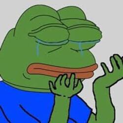 개구리 안습 눈물 훌쩍 울음 우는모습 슬픈 슬픔