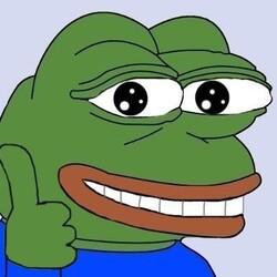 엄지척 엄지 최고 개구리 슬픈 표정 뭘해도 슬퍼