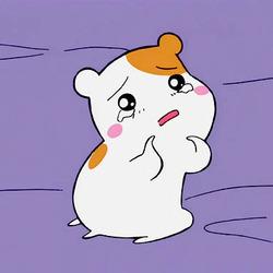 에비츄 눈물 만화 캐릭터 에비츄짤 짠한 표정 우는