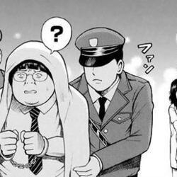 철컹 철컹 경찰 잡혀가는 웹툰짤 만화 덕후