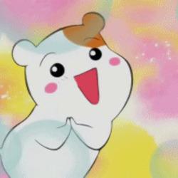 햄토리 움짤 귀여운 햄스터 캐릭터 좋아 웃음