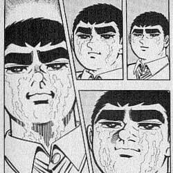 눈물 흘리는 만화 웹툰 남자 안습 우는장면