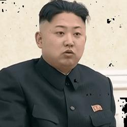 김정은 북한 움짤 정치 시사 손올리는 뭐하야 이거