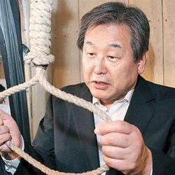 김무성 정치짤방 목줄 교수형 쫄보 새누리당 자유당
