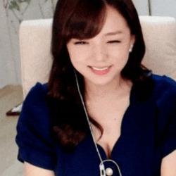 시노자키 아이 사랑 귀여운 예쁜짓 움짤 방송 애교