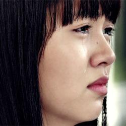 눈물 움짤 여자 김소현 예쁜 슬픔 울음