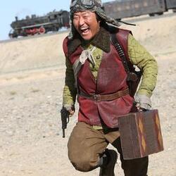 송강호 놈놈놈 택배 웃음 즐거운 좋은 행복
